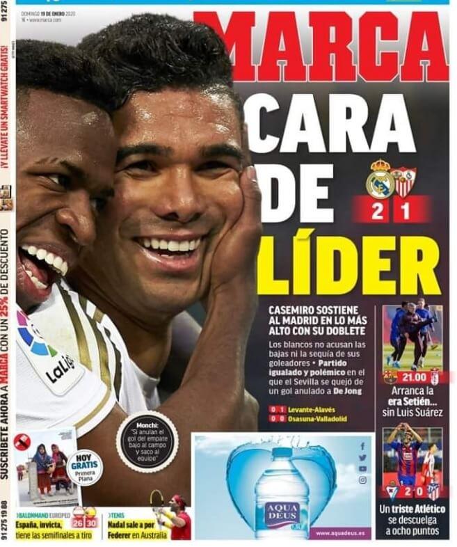 portada diario marca
