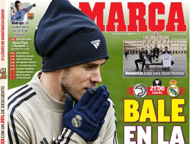 Portadas Diarios Deportivos Jueves 22
