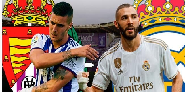 Alineación Valladolid-Real Madrid