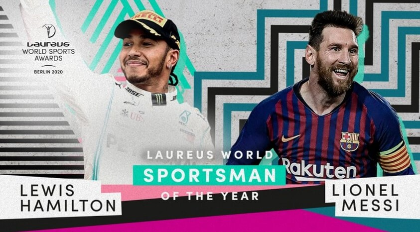 Messi gana el Laureus 2020: El Oscar del Deporte
