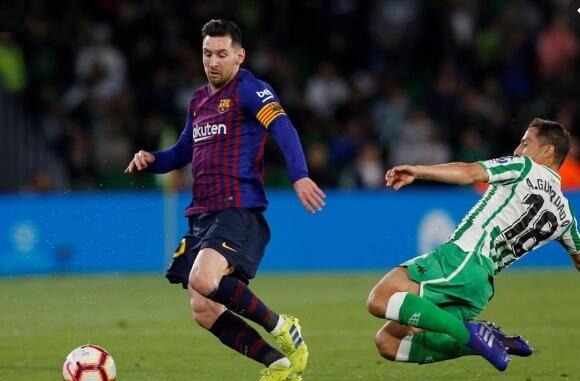 Alineación Betis-Barcelona Jornada 23 | La Liga 2020