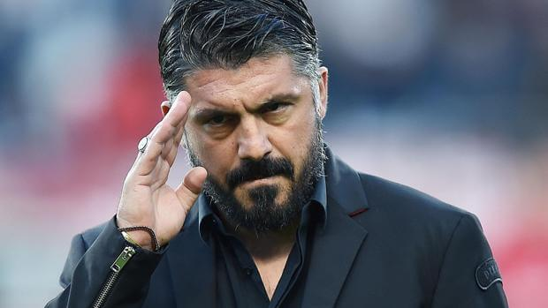 Maradona Messi Gatusso