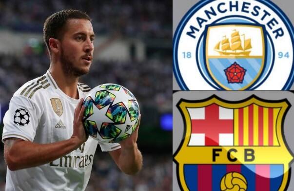 Hazard Baja ante el City y el Barça | Parte Médico