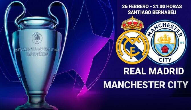 Alineación Real Madrid-Manchester City