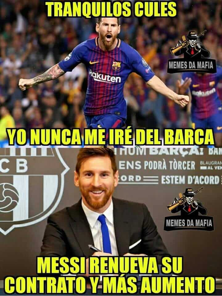Memes Betis-Barcelona 2020