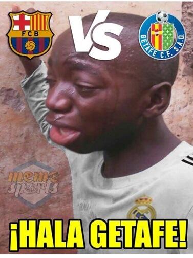 Memes Barcelona-Getafe 2020