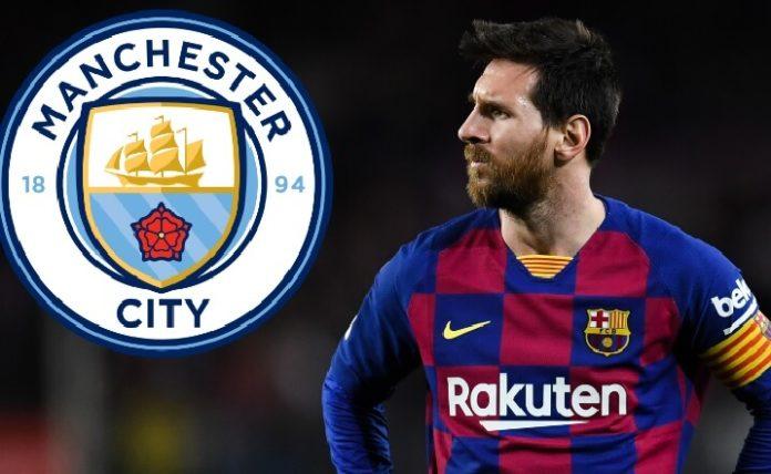 ¿Messi al Manchester City?: En el Club Inglés ya se habla del fichaje