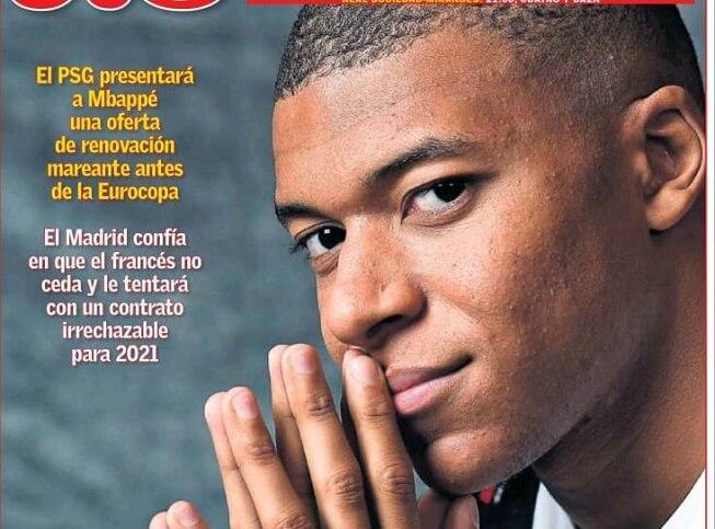 Portadas Diarios Deportivos Jueves 13
