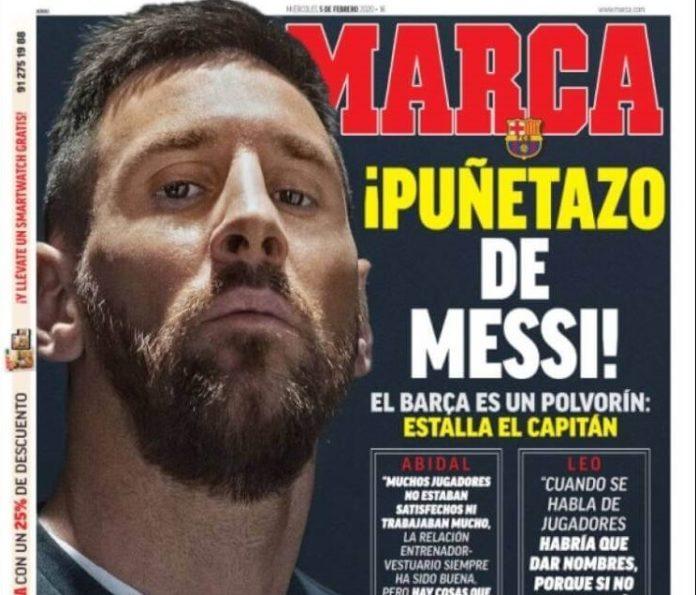 Portadas Diarios Deportivos Miércoles 5