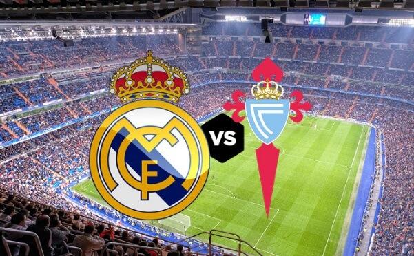 Alineacion Real Madrid Celta De Vigo Jornada 24 La Liga 2020