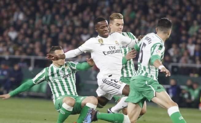 Betis-Real Madrid vinicius