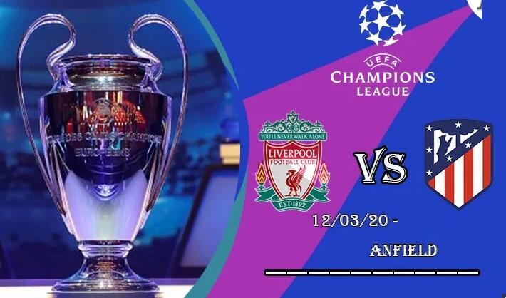 Liverpool vs. Atlético
