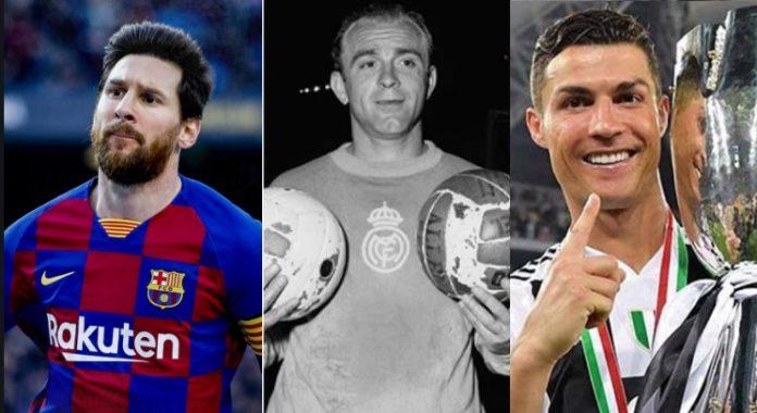 Los 100 mejores Jugadores Champions de la Historia