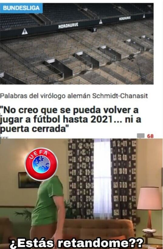 Memes Cuarentena Coronavirus | Día 9