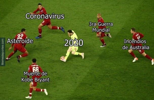 memes cuarentena coronavirus