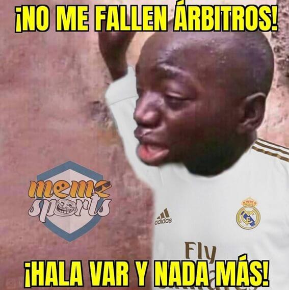 Memes Real Madrid-Barcelona 2020