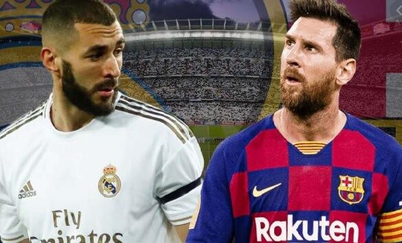 Alineación Confirmada Madrid-Barça Jornada 26
