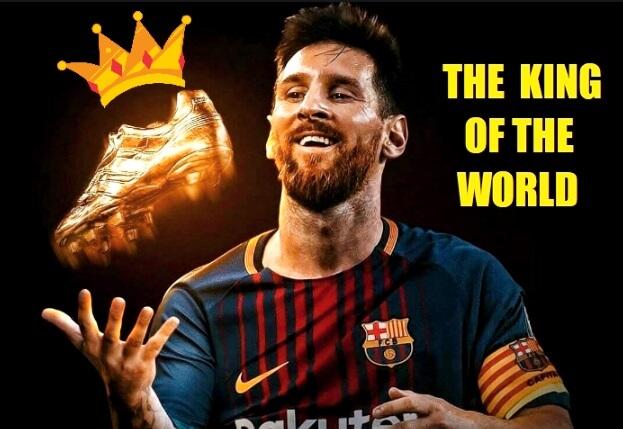 Los Récords de Lionel Messi