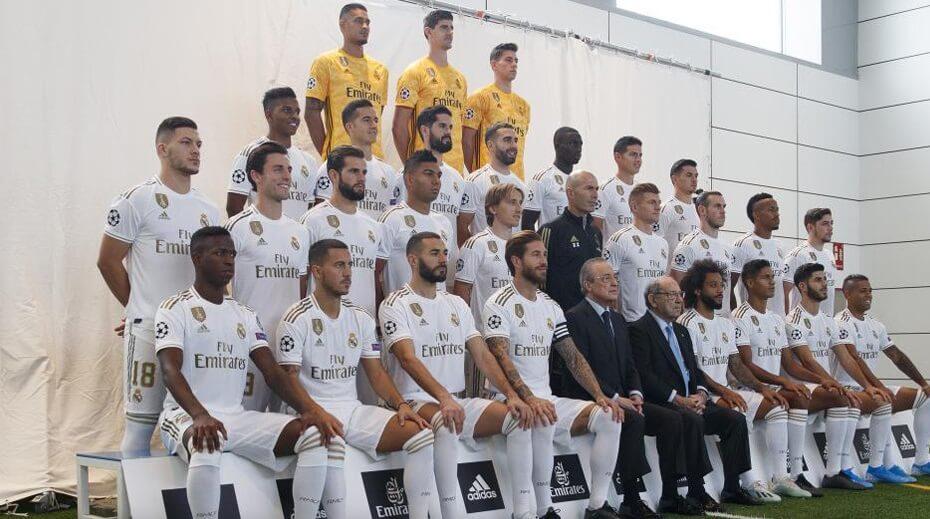 Los jugadores del Madrid se bajan un 10% del sueldo