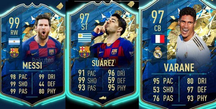 TOTSSF La Liga 2020 | Los Mejores Jugadores FIFA 20