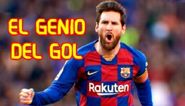 Cuántos Goles lleva Messi esta Temporada