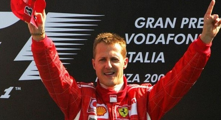 Michael Schumacher forbes