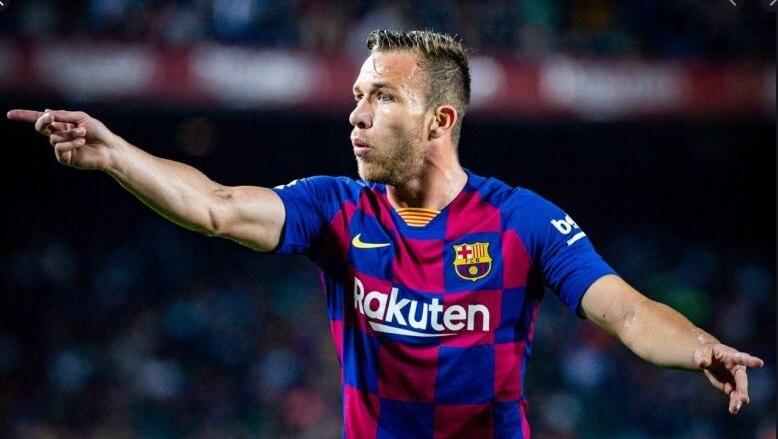 Arthur Melo FC Barcelona