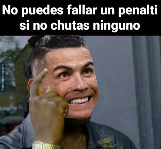Los Memes del Napoli-Juventus | Copa Italia 2020