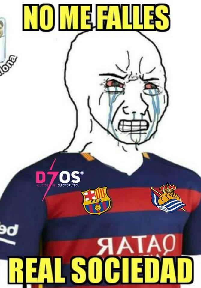 Memes Real Sociedad-Real Madrid 2020 | Los mejores chistes
