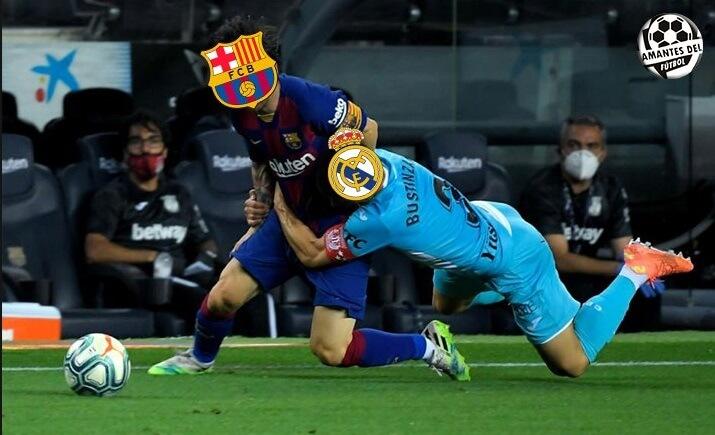 Memes Real Sociedad-Real Madrid 2020