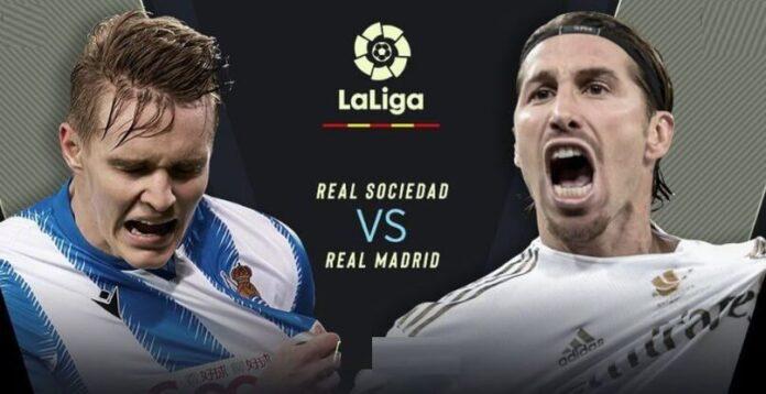 ¿Dónde Televisan el Real Madrid Hoy? Real Sociedad-Madrid