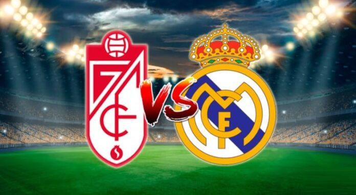 Alineación Granada-Real Madrid Jornada 36