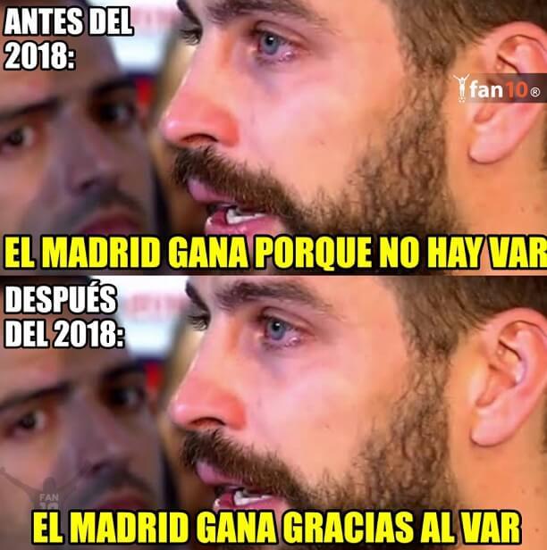 Memes Barcelona-Espanyol 2020