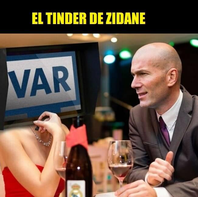 Memes Granada-Real Madrid 2020
