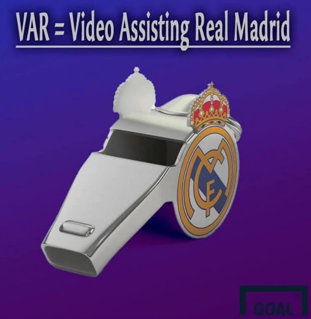 Memes Real Madrid-Getafe 2020