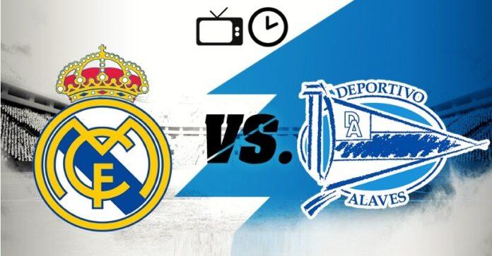 ¿Dónde Televisan el Real Madrid Hoy? Real Madrid-Alavés
