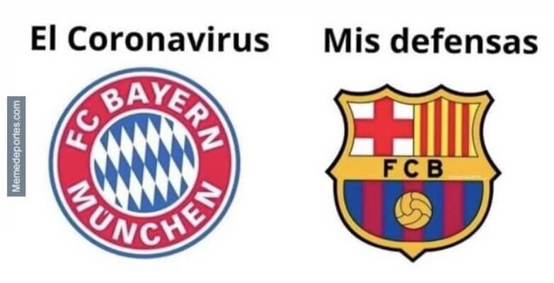 Memes Psg Bayern Munich Final Champions 2020